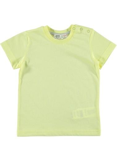 Soo be Tişört Sarı